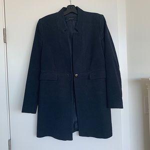 ⬇️ Zara Basic Coat
